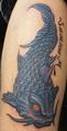 japonsky koi kapr  Tetování - kérky - Tattoo